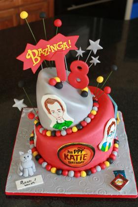 The Big Bang Theory Cakes and Cupcakes Cakes and Cupcakes Mumbai