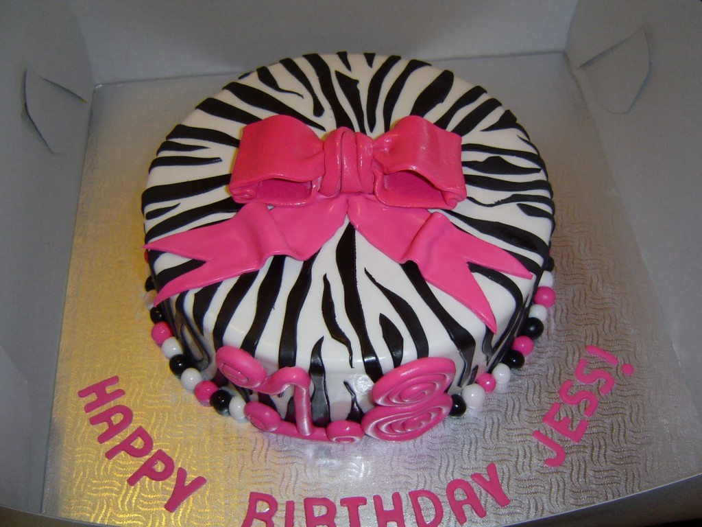 24 Awesome Birthday Cakes For Girls From 18 To 21 Years