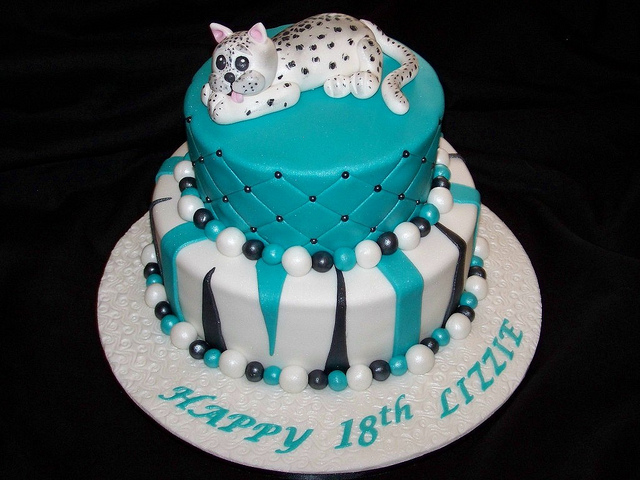 Cake Design 18th Birthday Girl : 24 Awesome Birthday Cakes for Girls from 18 to 21 years ...