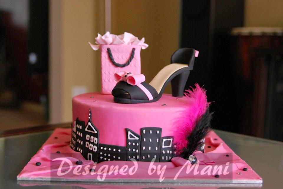 24 Awesome Birthday Cakes for Girls from 18 to 21 years Cakes