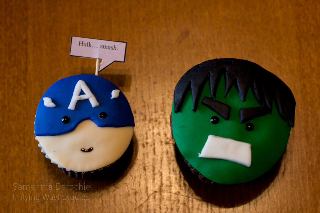 Avengers Birthday Cakes And Cupcakes Cakes And Cupcakes