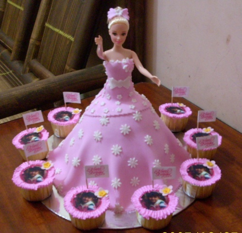 100 Best Barbie Doll Theme Princess Birthday Anniversary