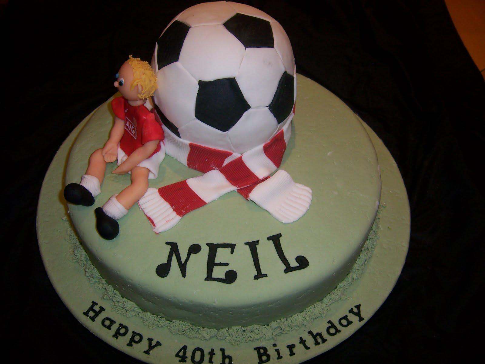 Football Team Logo Cakes Cupcakes Mumbai 19 Cakes And