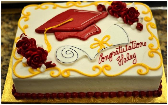 Graduation Sheet Cakes Graduation convocation Cake