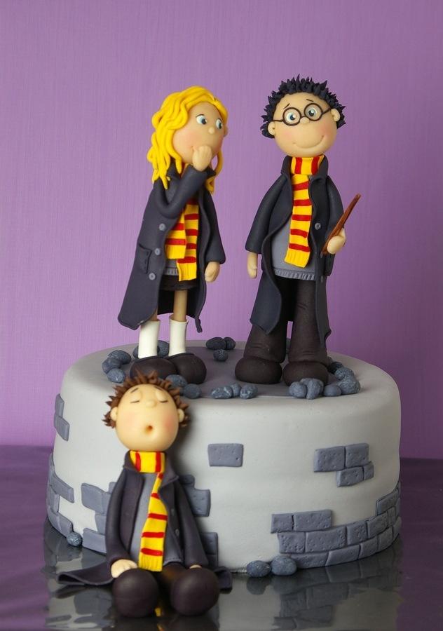 48 Harry Potter Birthday Cakes And Cupcakes Cakes And Cupcakes Mumbai