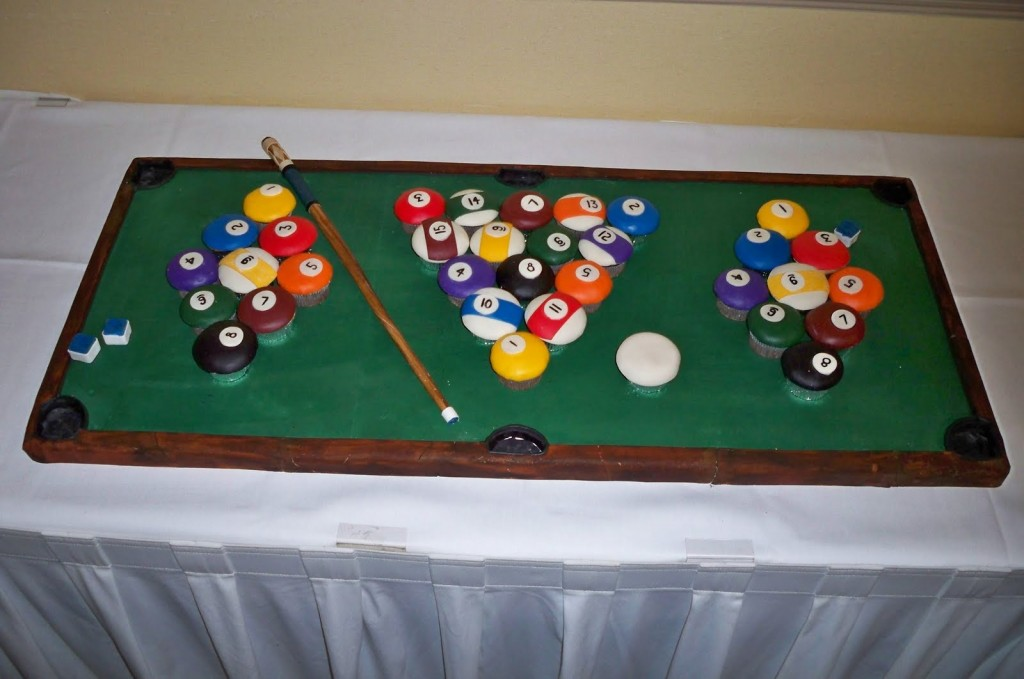Billiards Party Decorations