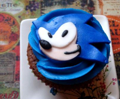 Video Game Cakes And Cupcakes