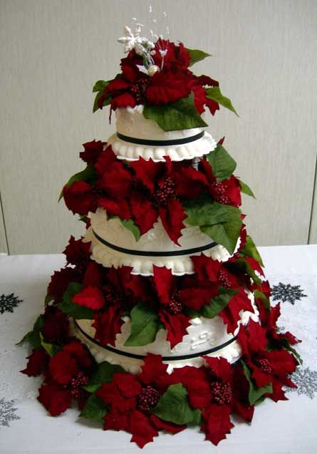Christmas Theme Cakes And Cupcakes Mumbai