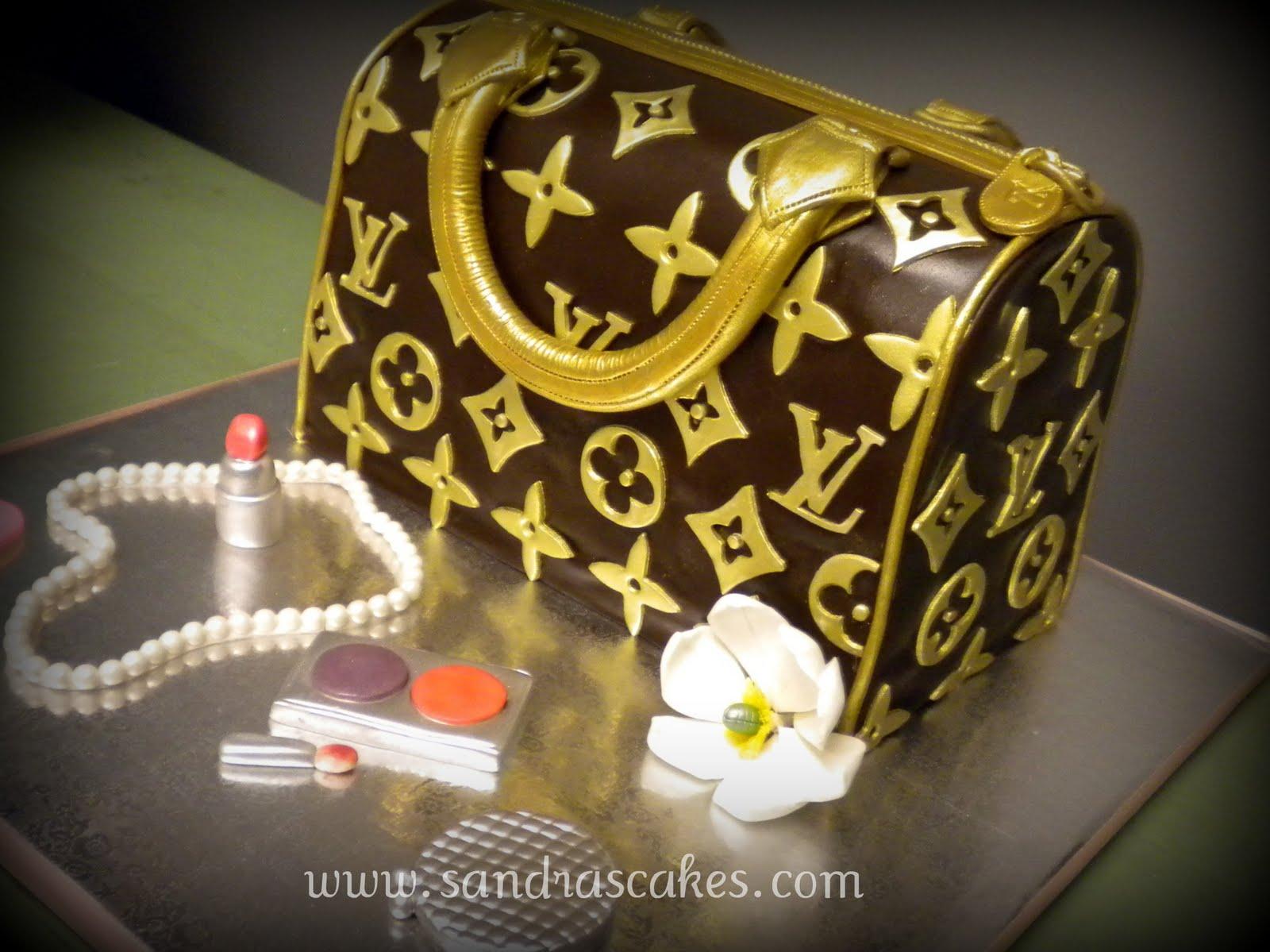 how to make bag birthday cake