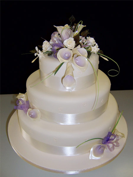 Wedding Cake Design Tips : Wedding Cakes 2013 - Cakes and Cupcakes Mumbai