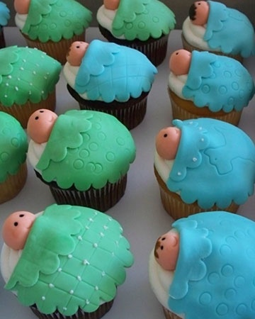 Baby Shower Cupcake Cakes Boy : baby-shower-boy-girl-cakes-cupcakes-mumbai-17 - Cakes and ...