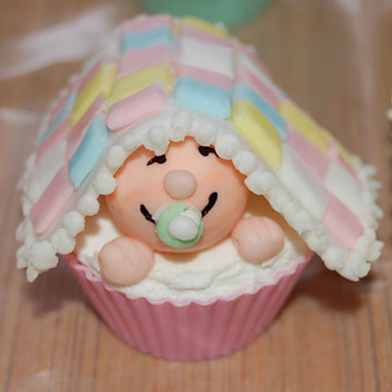 unique baby shower cupcakes baby shower boy girl cakes