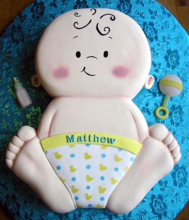 Baby Shower Boy Girl Cakes Cupcakes Mumbai 22 And Picture