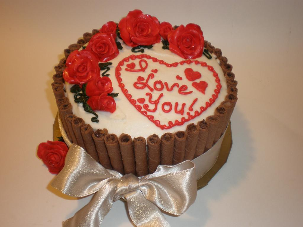 Valentine S Day Cakes And Cupcakes To Show Your Love Cakes And
