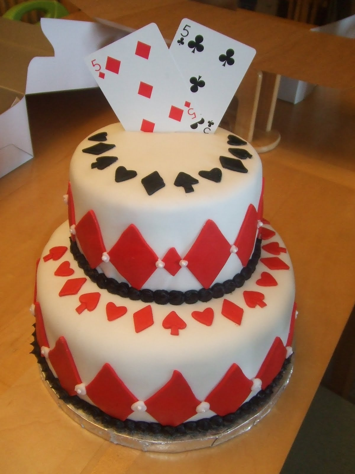 Birthday Cake Images Card : poker-cards-casino-theme-cakes-cupcakes-mumbai-12 - Cakes ...