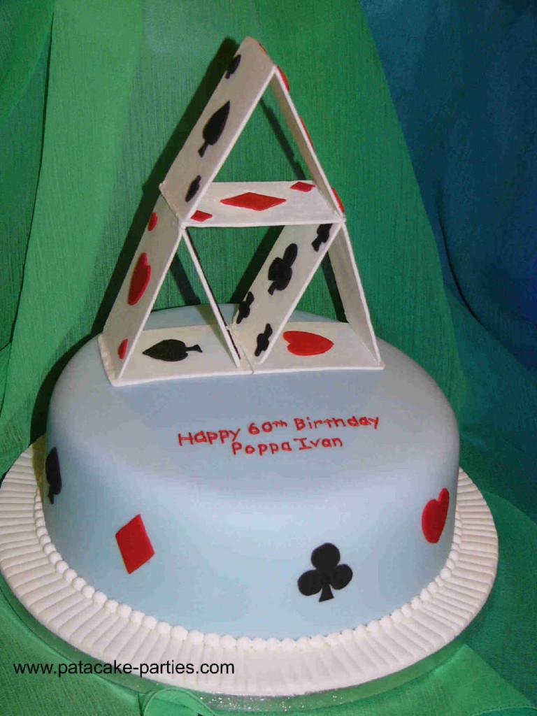 Cake Images Card : poker-cards-casino-theme-cakes-cupcakes-mumbai-21 - Cakes ...