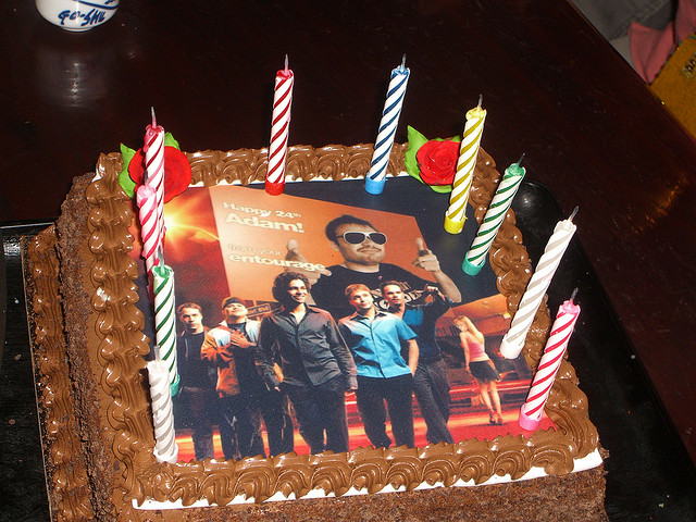 Order Sherlock Holmes Birthday Cake