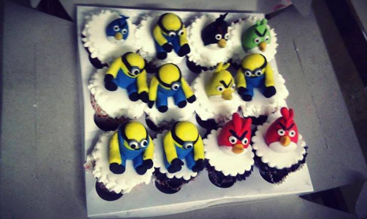 minions-angry-birds-cupcakes