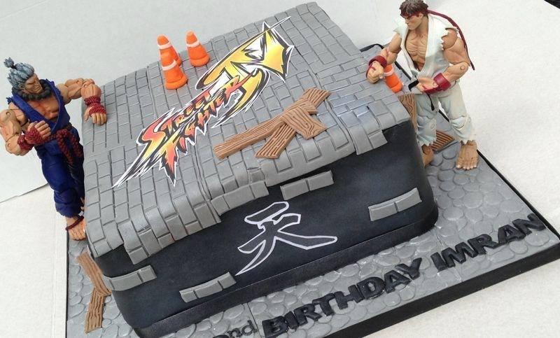 street-fighter-cake