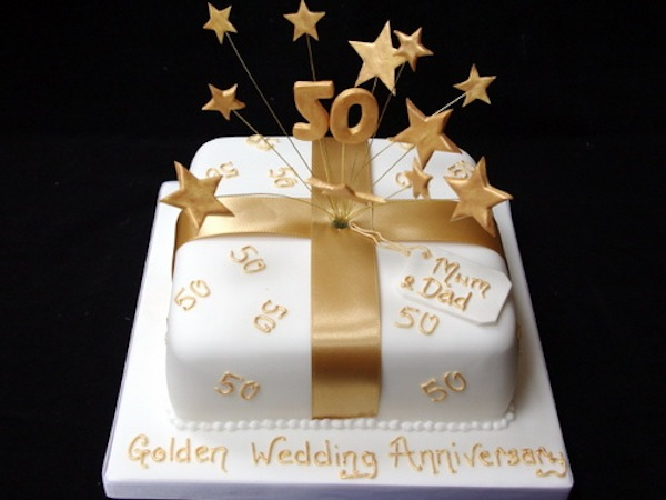Fifty Year Wedding Anniversary Ideas