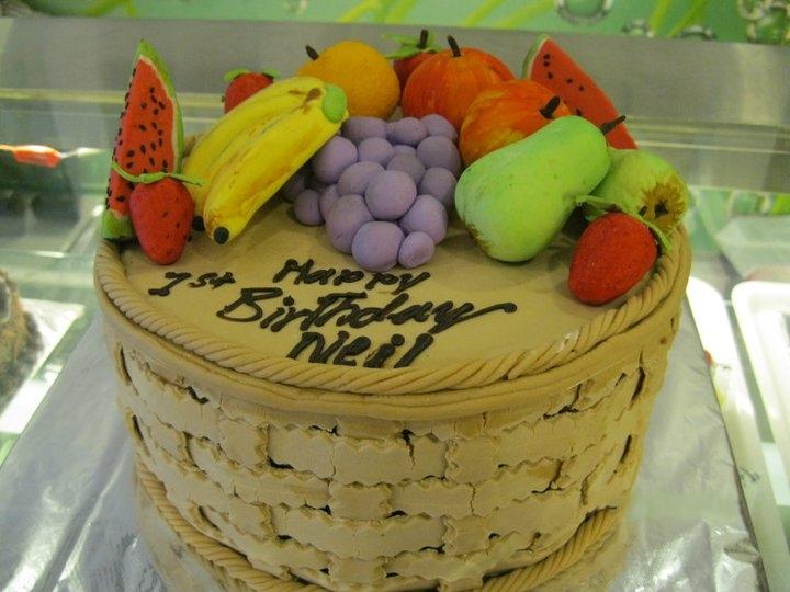 fruitshapeddesignercakescupcakesmumbai62 Cakes and Cupcakes