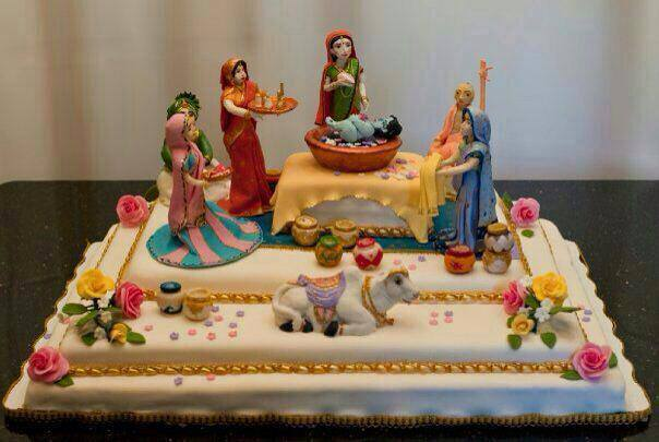 Cake Images With Name Krishna : krishna-god-birthday-designer-cakes-cupcakes-mumbai-31 ...