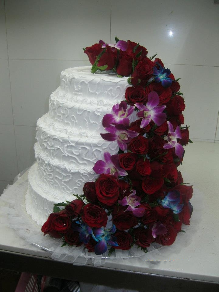 wedding-rose-layered-designer-cakes-cupcakes-mumbai-56