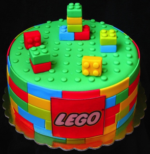 Lego Designer Theme Birthday Wedding Engagement Cakes Cupcakes