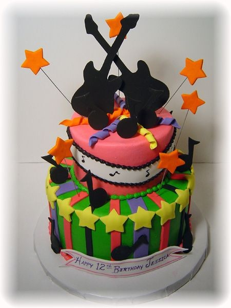 guitar-multi-tier-wedding-music-theme-customised-cakes-cupcakes-mumbai-buy-online-36