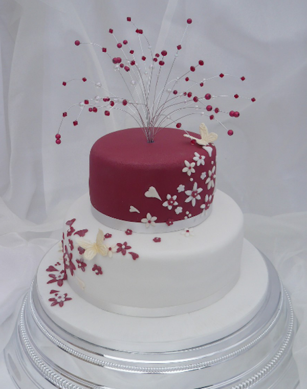 Decorating Ideas > 51 Designer Wedding And Engagement Cakes 2014 Mumbai ~ 001710_Cake Design Ideas For Engagement